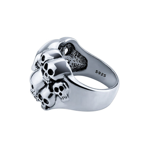 Skeleton Ghost Ring for Men