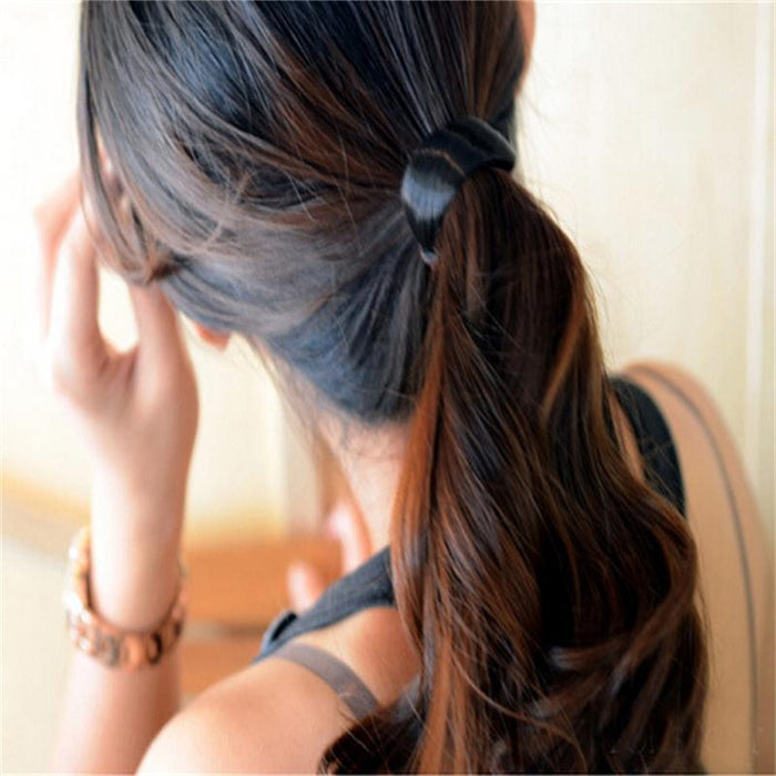 Elastic Braided Fashion Hair tie