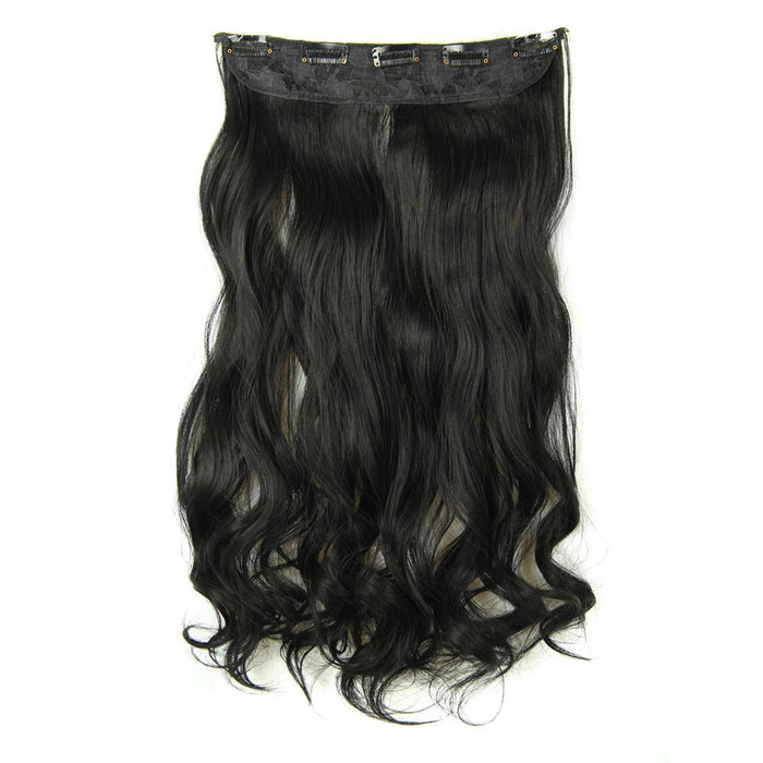 5Pcs Clip-in Curly Extensions (Varies Colors)