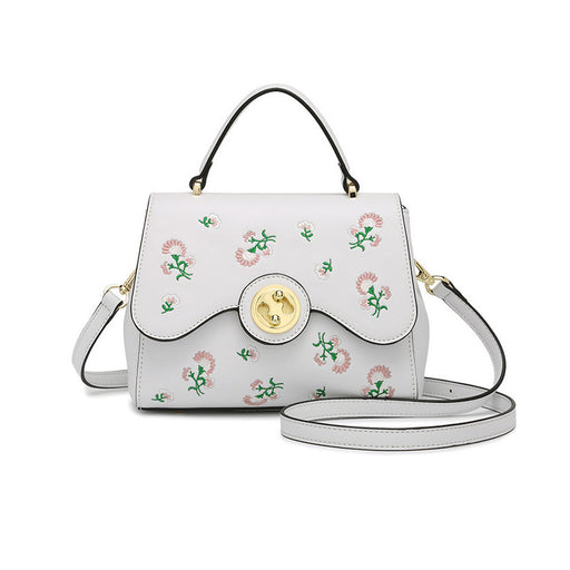 Stylish Embroidered handbag & Crossbody