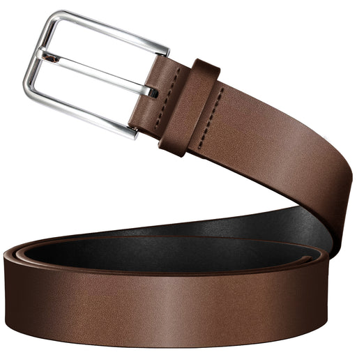 Brown Genuine Leather Belt for Men