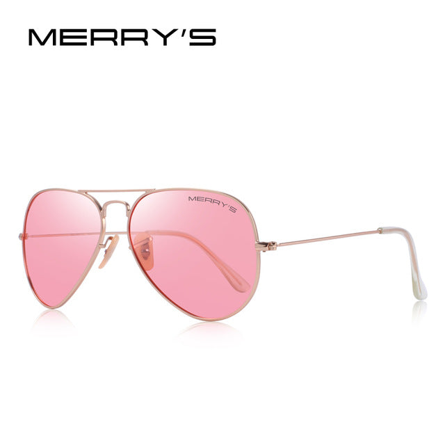 MERRY'S DESIGN Pilot Glasses