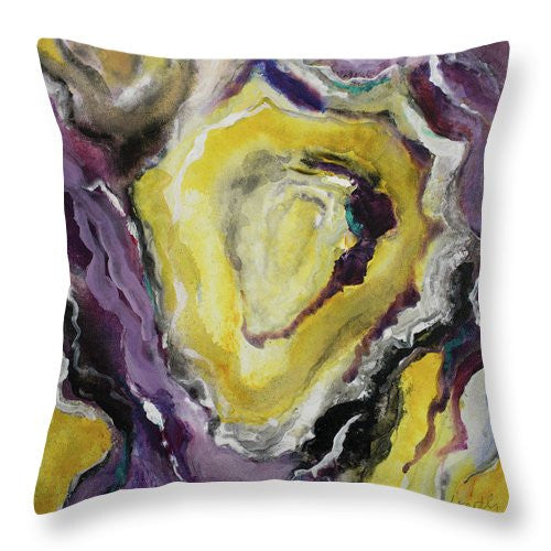 Unique Mystique Throw Pillow