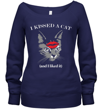 I Kissed A Cat - Hoodie or Sweater