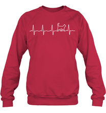 Cat Pulse - Hoodie or Sweatshirt