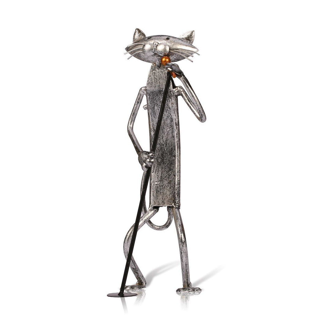 Singing Cat Decoration