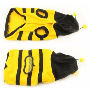 Buzzy Bee Cat Costume