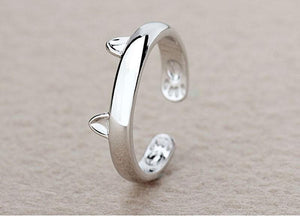 Ears and Paws Cat Ring