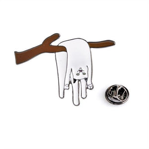 Finger Kitty Pins