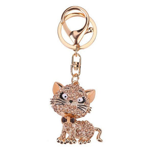 Sparkle Kitty Key-Chain