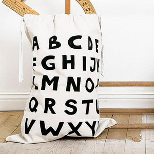Fabric bag Big ABC