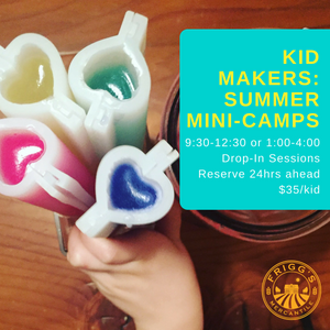 Kid Makers: Summer Mini-Camps