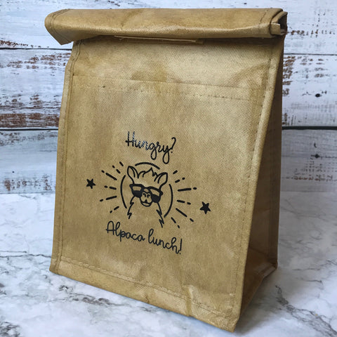 Alpaca Lunch Bag Cooler