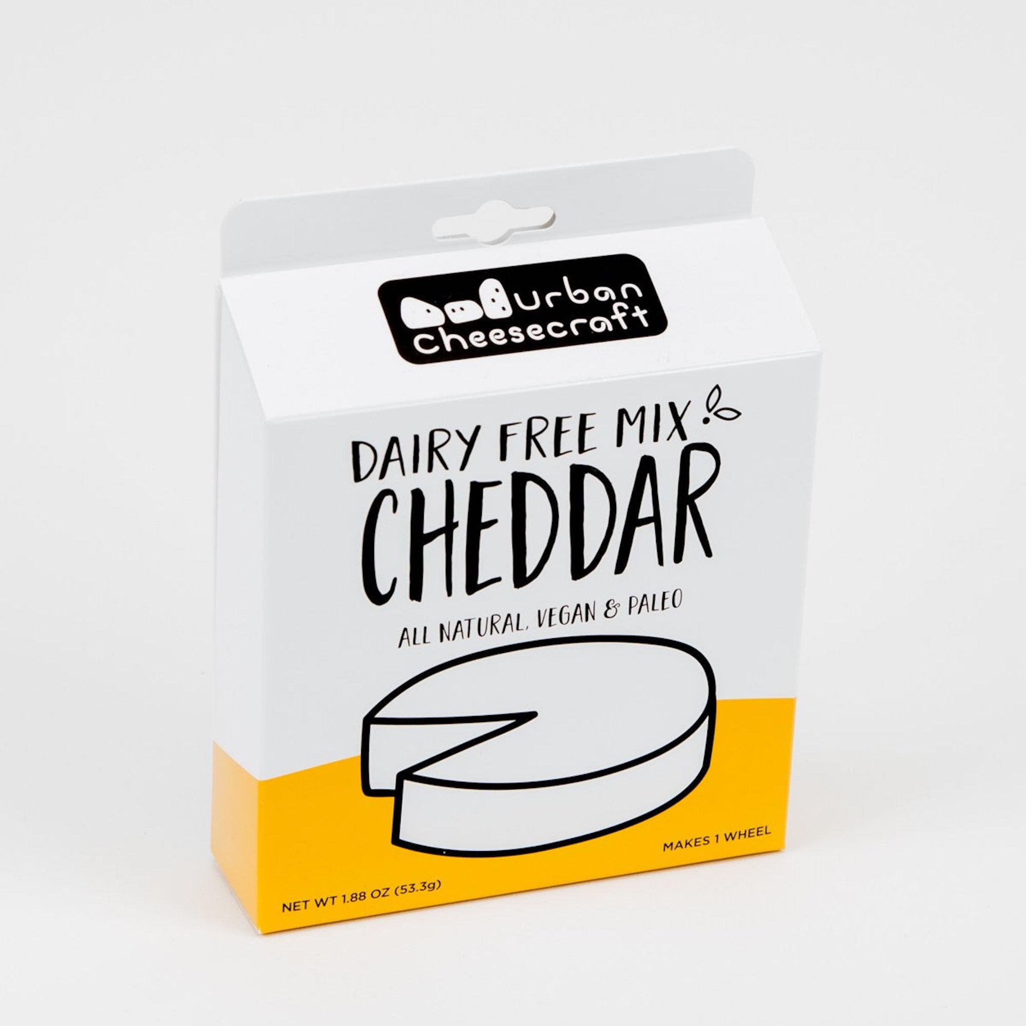 Dairy Free, Vegan, Paleo Cheese Mix - Cheddar
