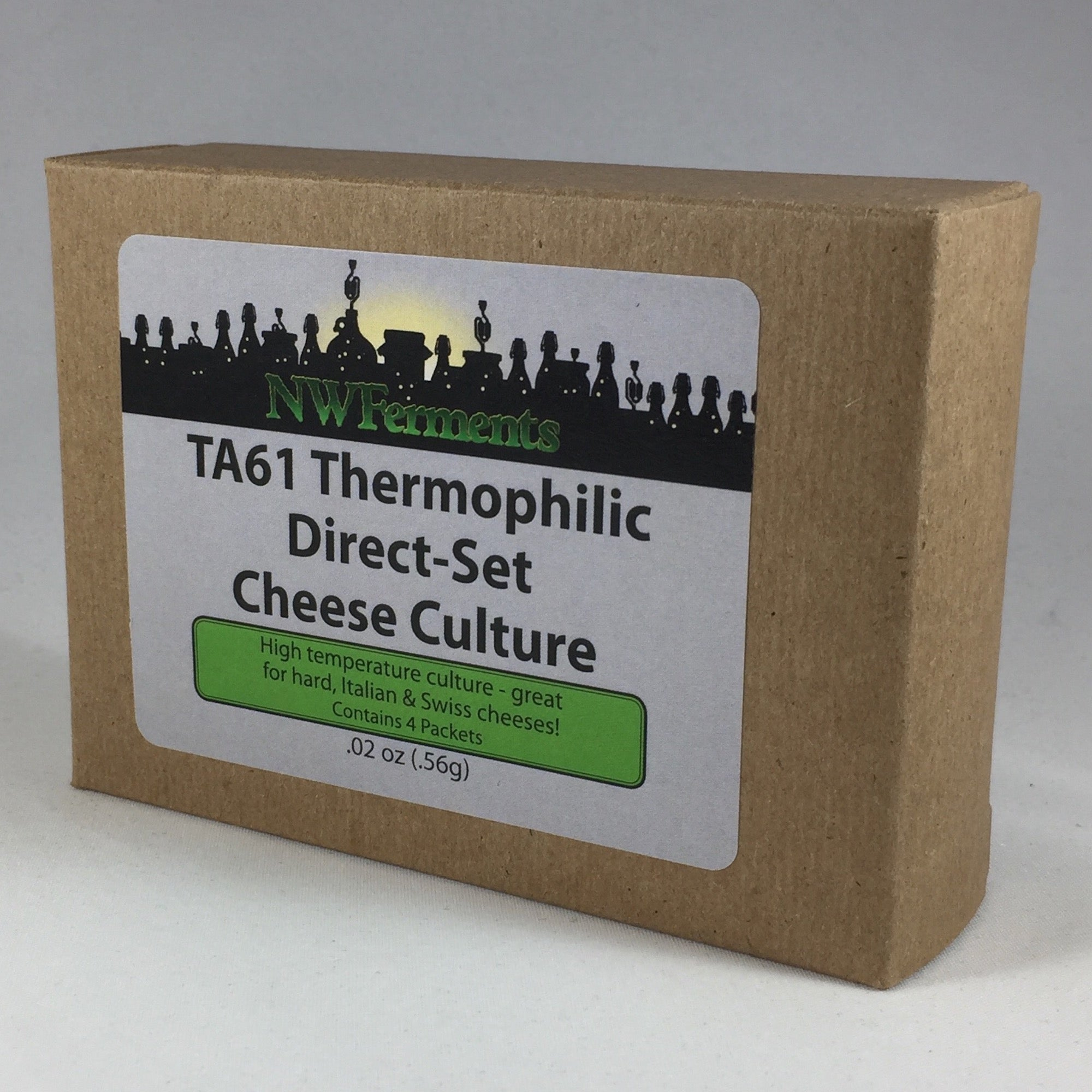 TA61 Thermophilic Cheese Culture