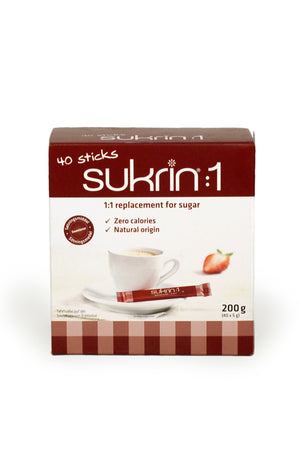 Sukrin Sweetener Sachets Travel Selection