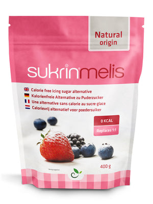 Sukrin Icing Natural Sweetener Powder, Calorie Free
