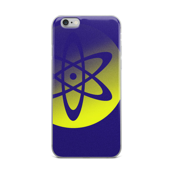 TYS Atom Rising iPhone Case