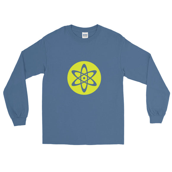 Thank You Science Atom Long Sleeve T-Shirt