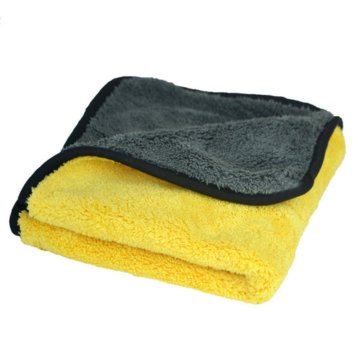 Plush Microfiber towel