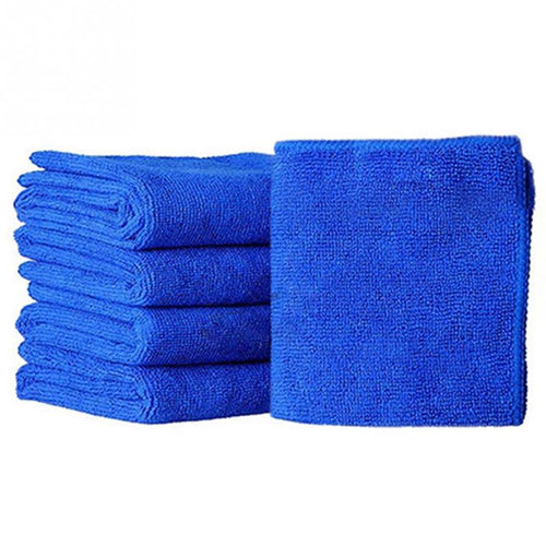 5pcs Microfiber Cleaning Cloths