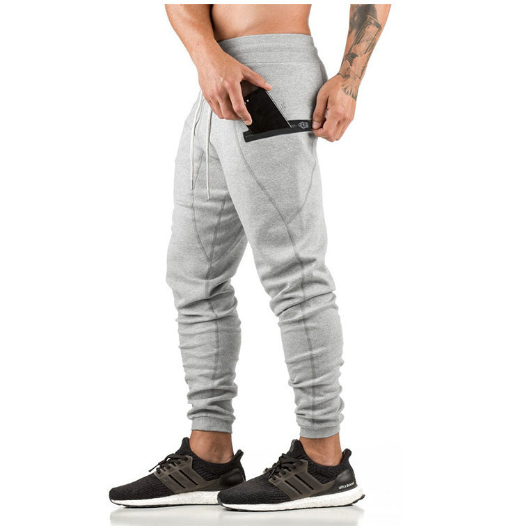 SIDELOCK TRAINING JOGGER | 3 COLORS