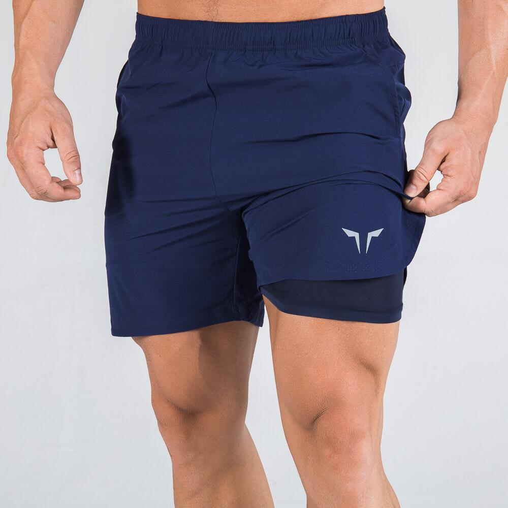 2-IN-1 DRY TECH SHORTS | 4 COLORS