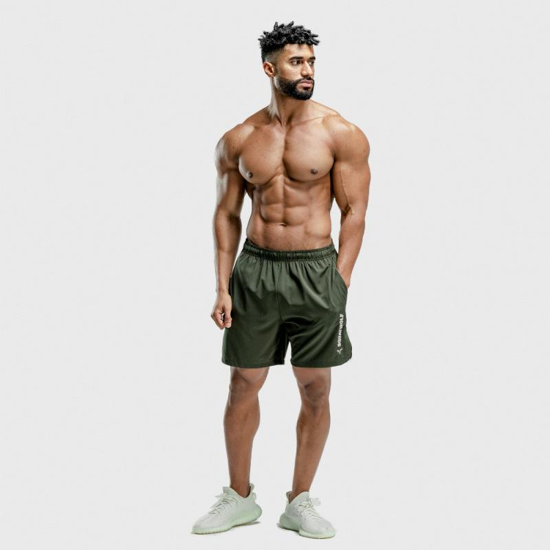 WARRIOR SHORTS | 3 COLORS