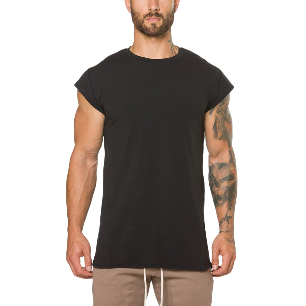 MINIMAL CUTOFF T SHIRT | 3 COLORS