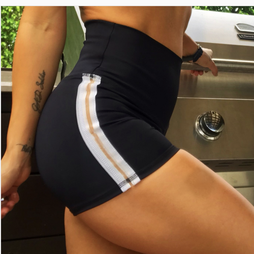 TRACK STRIPES SHORTS | 3 COLORS