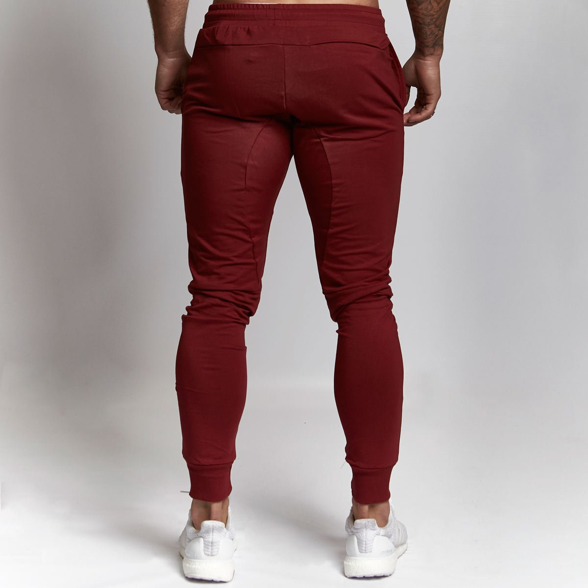 EXODUS RED TAPERED BOTTOMS