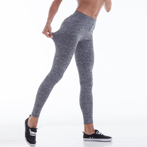 ATHENA LEGGINGS | GRAY COLOR