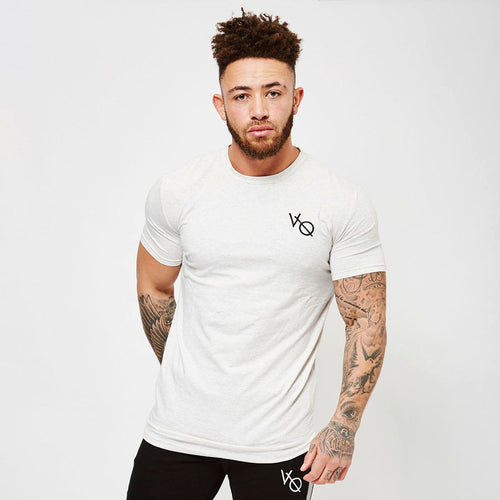 ESSENTIAL WHITE SHORT SLEEVED T SHIRT