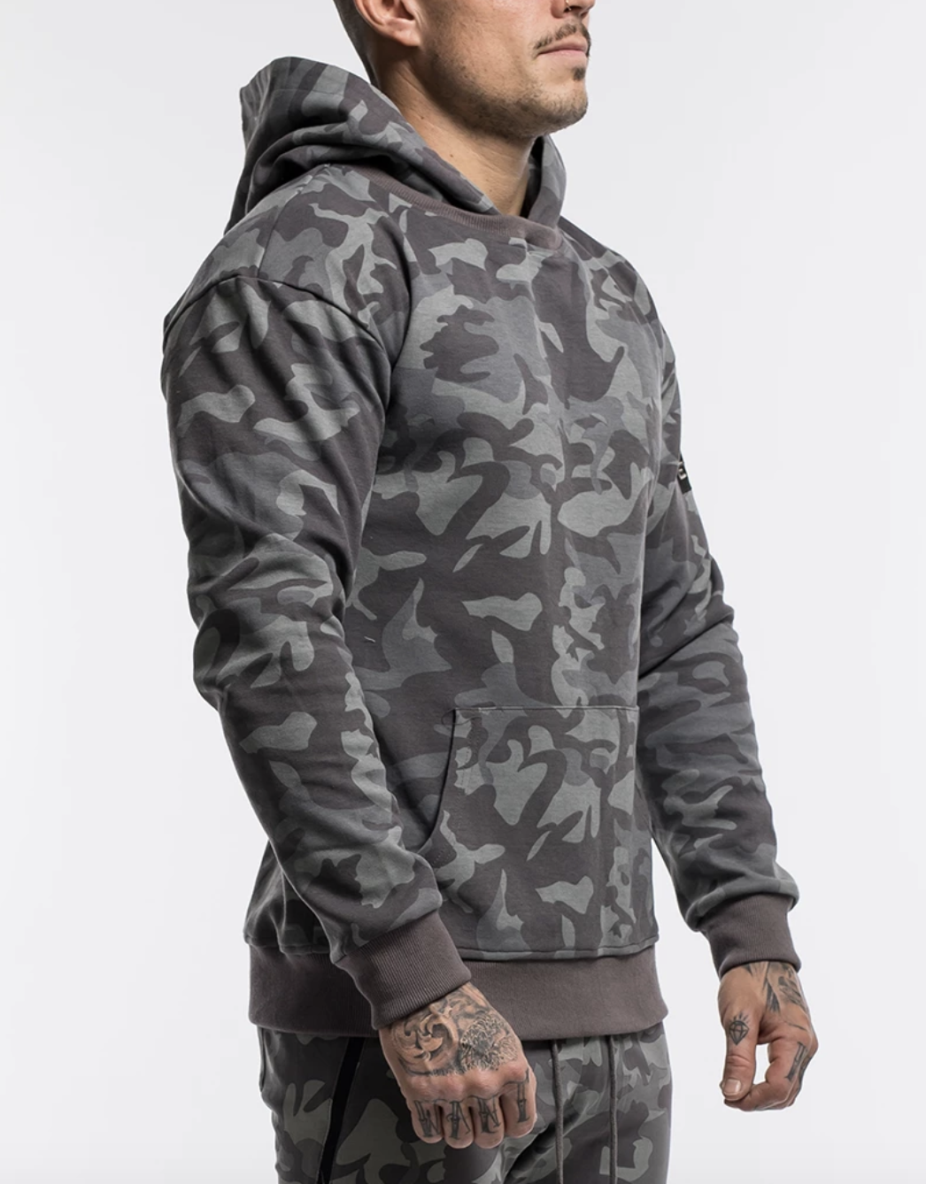 LEGACY CAMO HOODIE | 2 COLORS