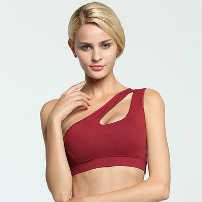 ONE SHOULDER TOP | 3 COLORS