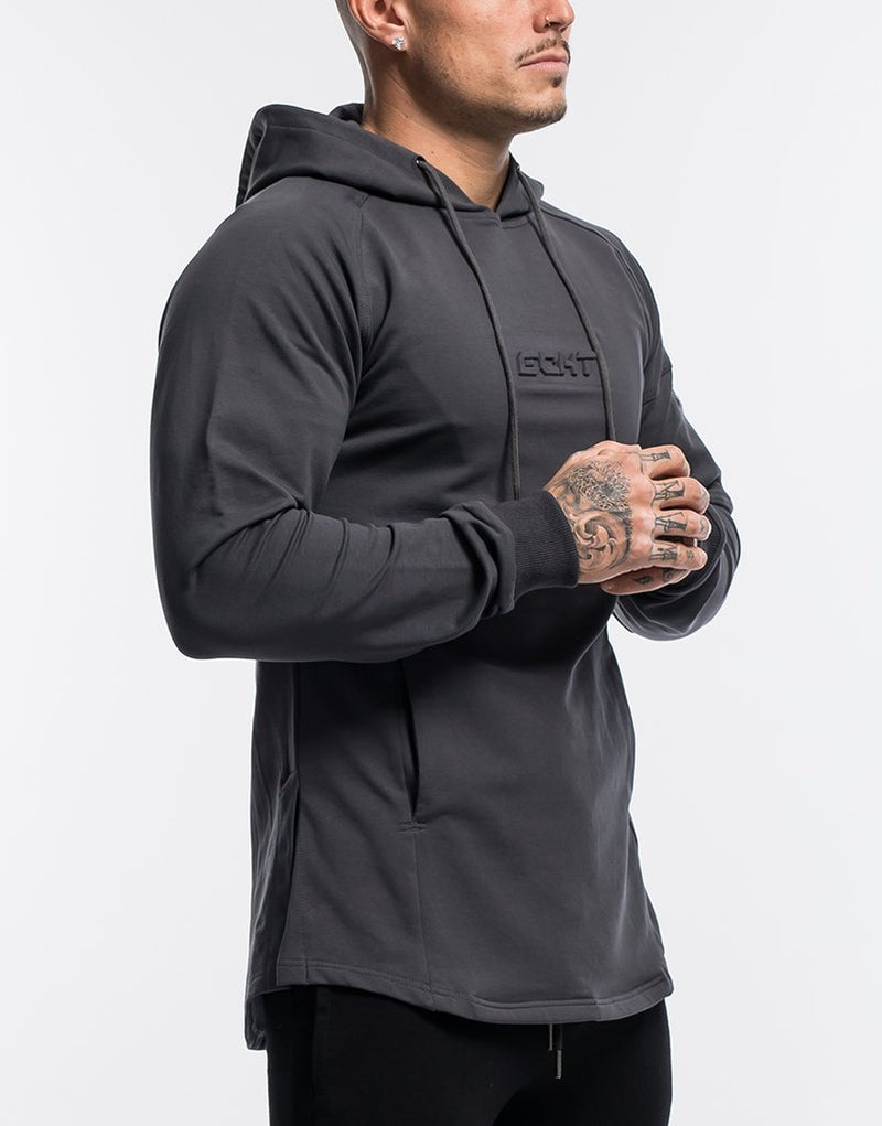 TAPERED HOODIE | 4 COLORS