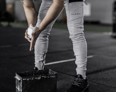 ALPHA TAPERED BOTTOMS | 3 COLORS
