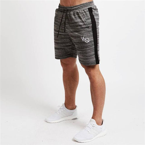 GREY ASTORIA SHORTS