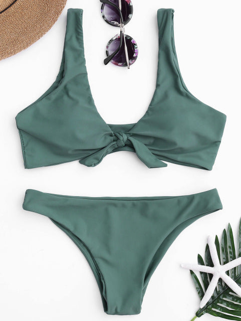 ANTIGUA | BIKINI SET | 7 COLORS