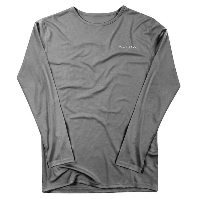 ALPHA LONG SLEEVE | 5 COLORS
