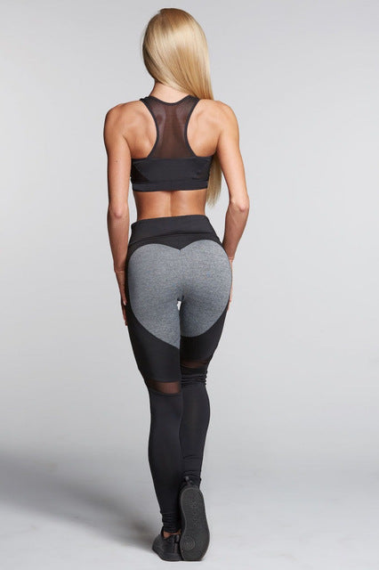 I HEART BOOTY LEGGINGS | 5 COLORS