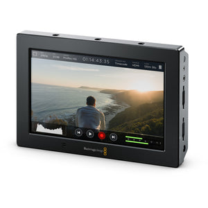 Monitor Blackmagic Video Assist 7""