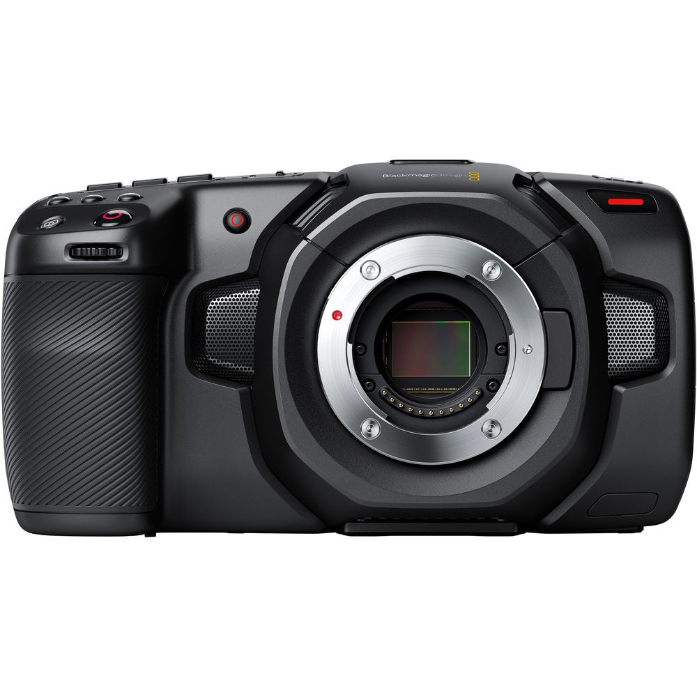 Câmera Blackmagic Pocket 4K