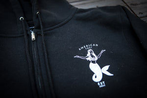 Spiritual Warrior Zip-Up Hoodie