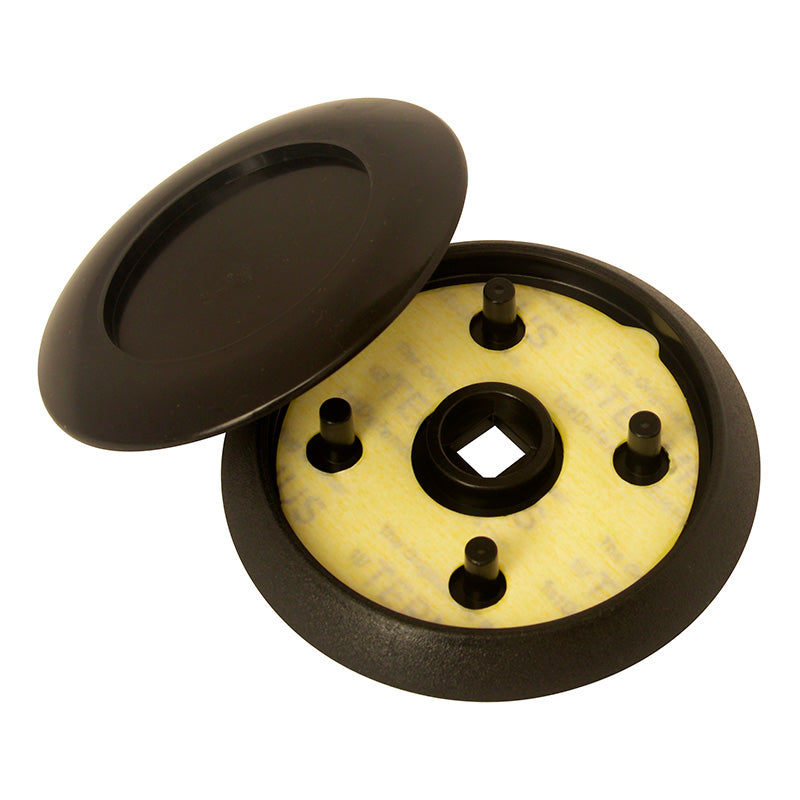 "4"" Round Original Bug Coaster with Sticky Pad"
