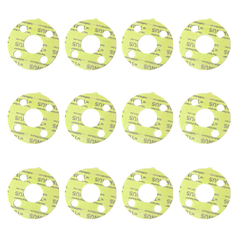 "12 Pack of 4"" Round Sticky Pad Refills"
