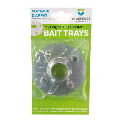 Bait Trays for Bug Coasters