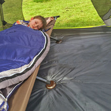 Camping Bug Protection