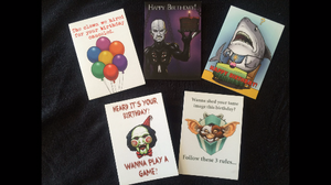Birthday Card - Box Set - Blood Bound Books