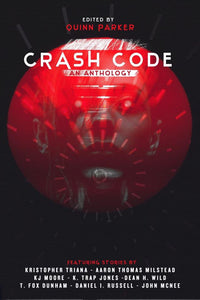 Crashcode -Preorder January 2020 - Paperback - Blood Bound Books